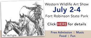 western wildlife art show