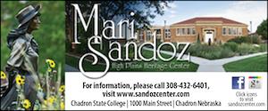 mari sandoz high plains heritage center